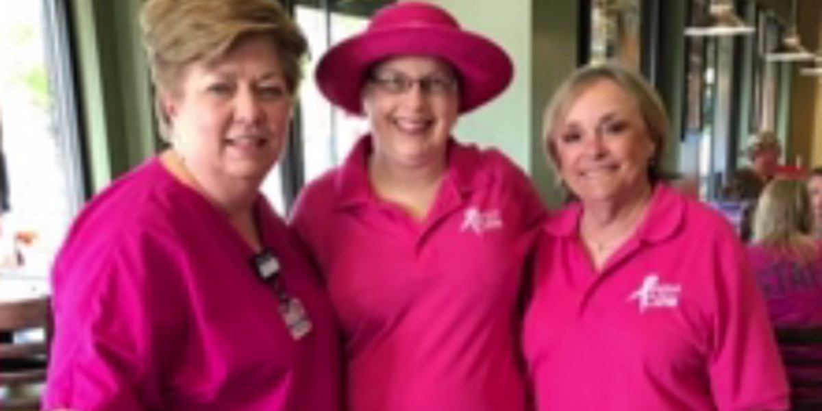 Pink Up: Waiting for a Cure to host fundraising event