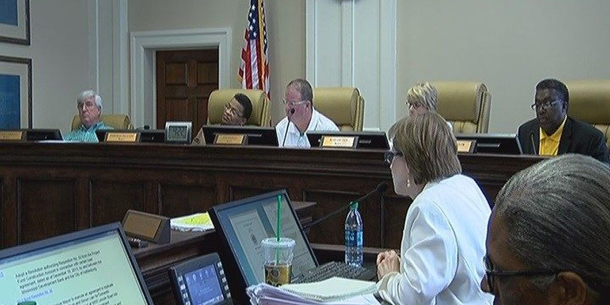 Hattiesburg council tables, updates to pay scales