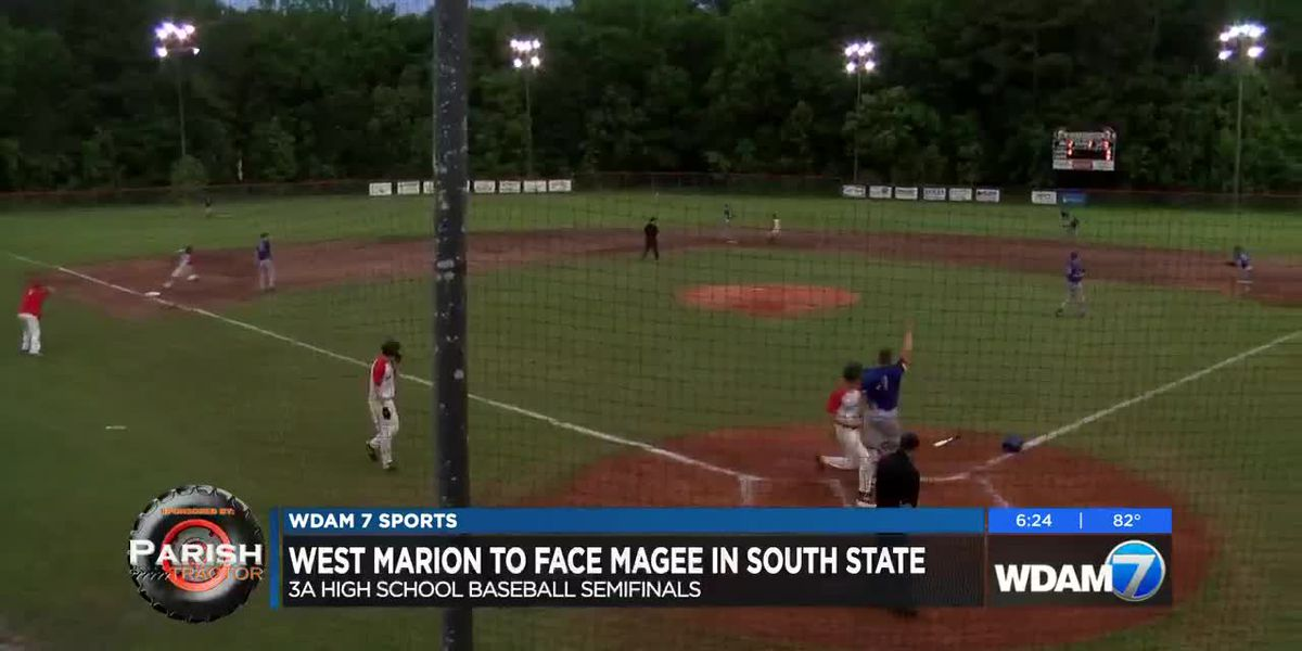 West Marion prepares to face Magee in South State