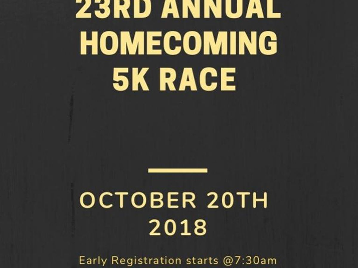 USM Athletic Training Club to host 23rd annual Homecoming 5k race