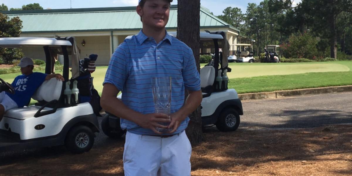 Ole Miss golfer Cecil Wegener wins Magnolia Amateur title