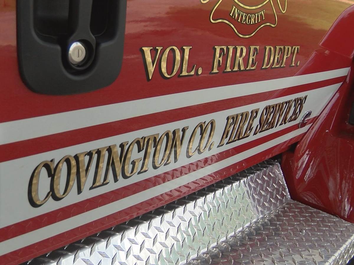 Firefighting in Covington Co. improves after 8 graduate with Level One certification