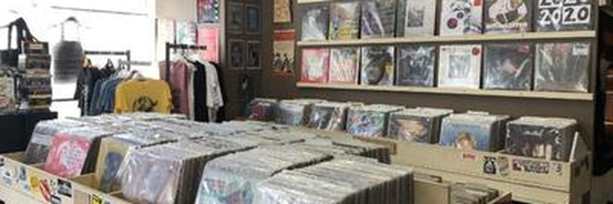 Move over CDs, records are back