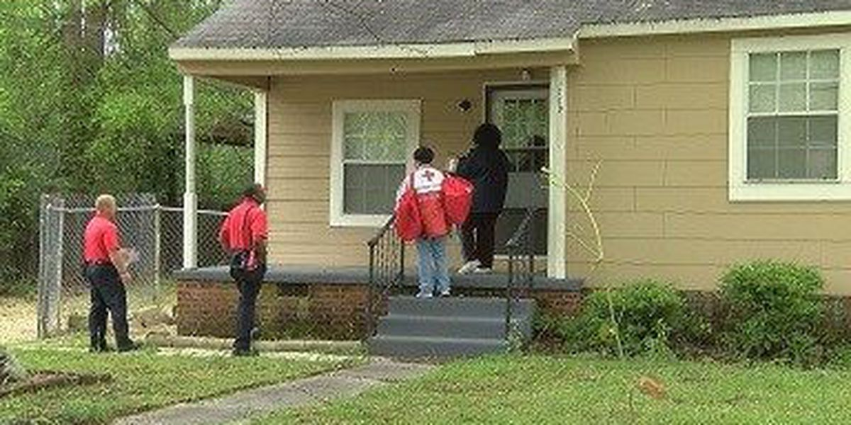 HFD, Red Cross distribute smoke detectors, fire prevention information