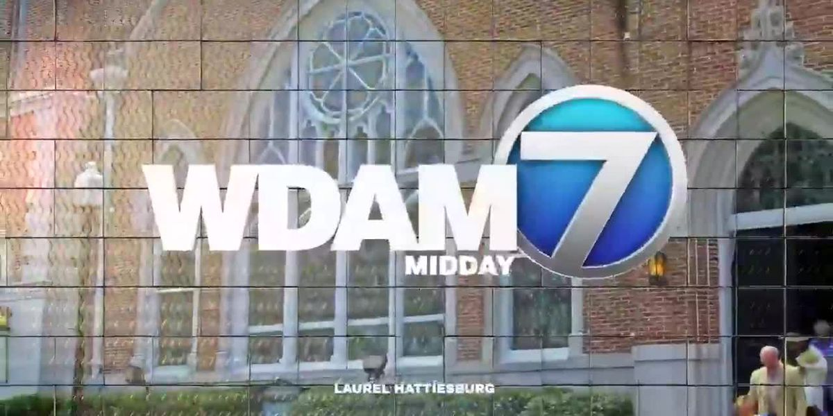 WDAM 7 Headlines at Midday 11/20/18