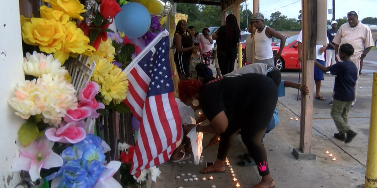 Vigil held for Hattiesburg grocery store owner shot, killed during robbery