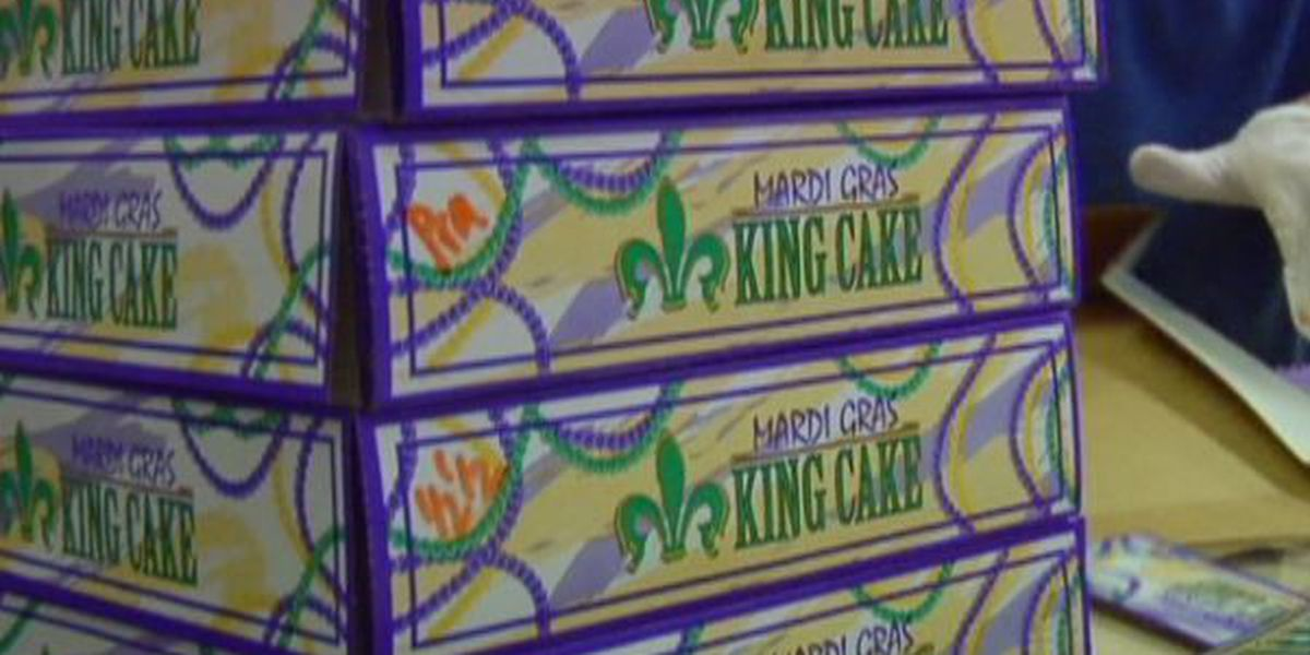 Local bakeries prepare for Mardi Gras with king cakes