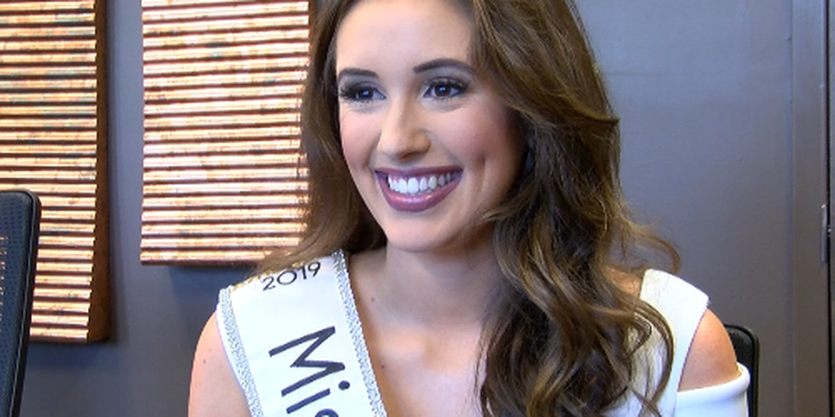 Meet Miss Mississippi 2019 Mary Margaret Hyer