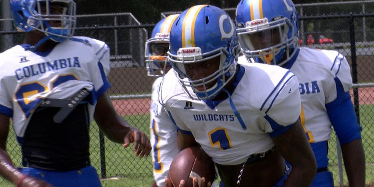 Taylorsville hosts Columbia in a battle of unbeatens