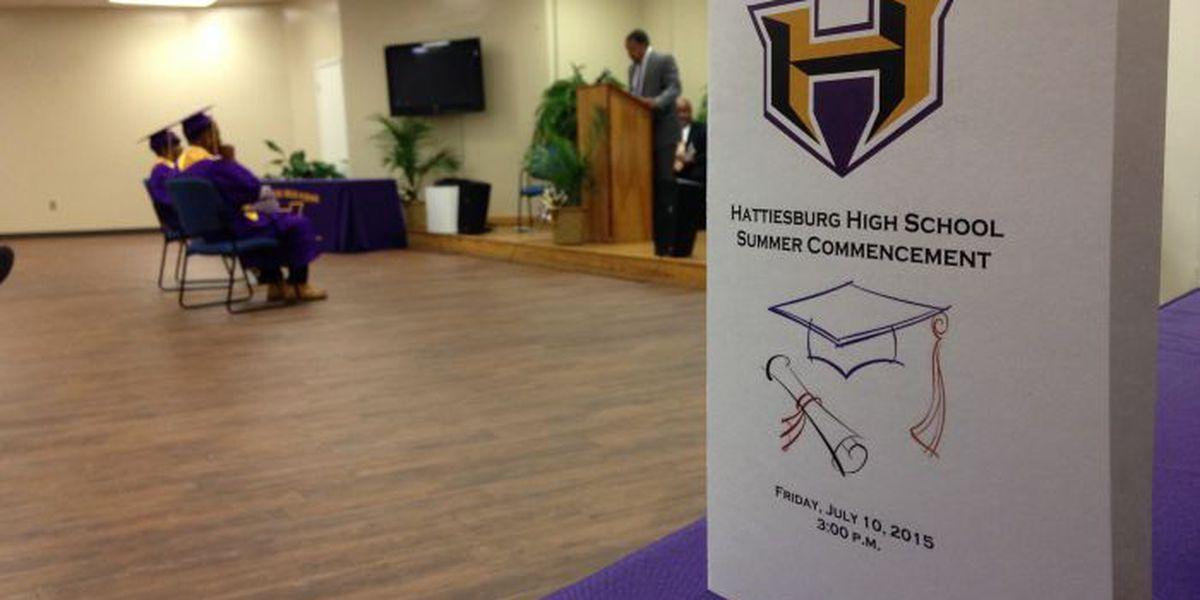 HHS hosts summer graduation