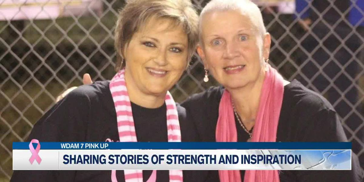 Pink Up: Breast cancer survivor empowers others