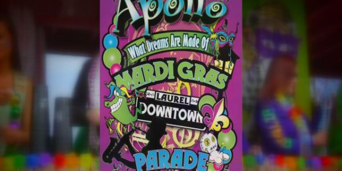 First ever Mardi Gras parade coming to Laurel