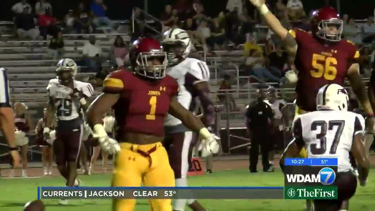 Jones College needs help to clinch playoff berth