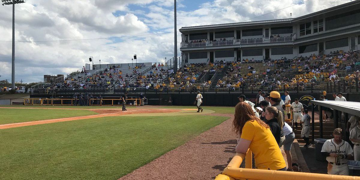 Wallner's walk-off gives USM 3-2 victory against Georgia Southern