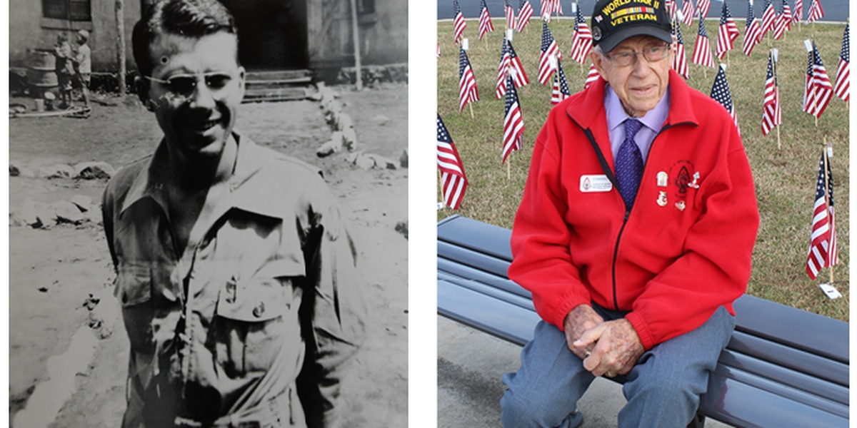 Fort Bragg asking for birthday cards to celebrate WWII Veteran's 100th birthday