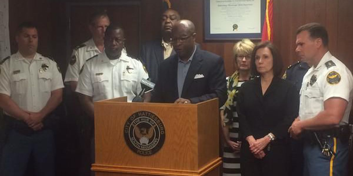 """Mayor DuPree: """"We will celebrate the lives of our fallen officers."""""""