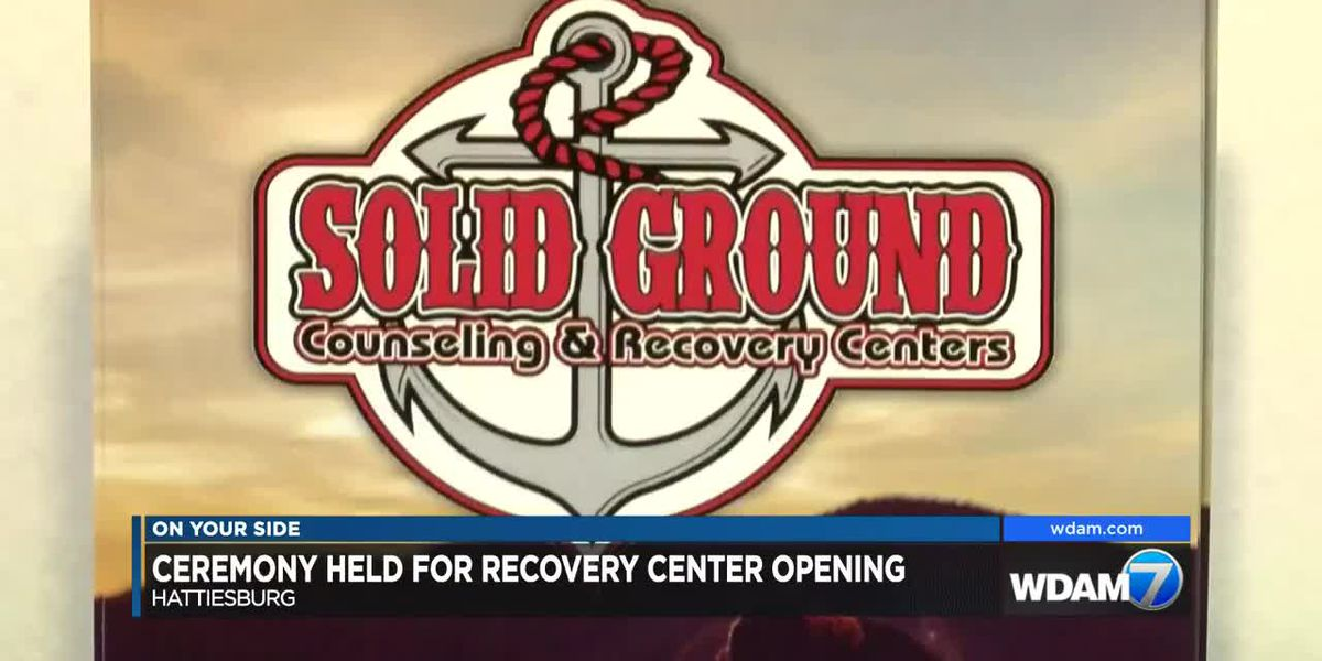 New addiction counseling center opens its doors in Hattiesburg
