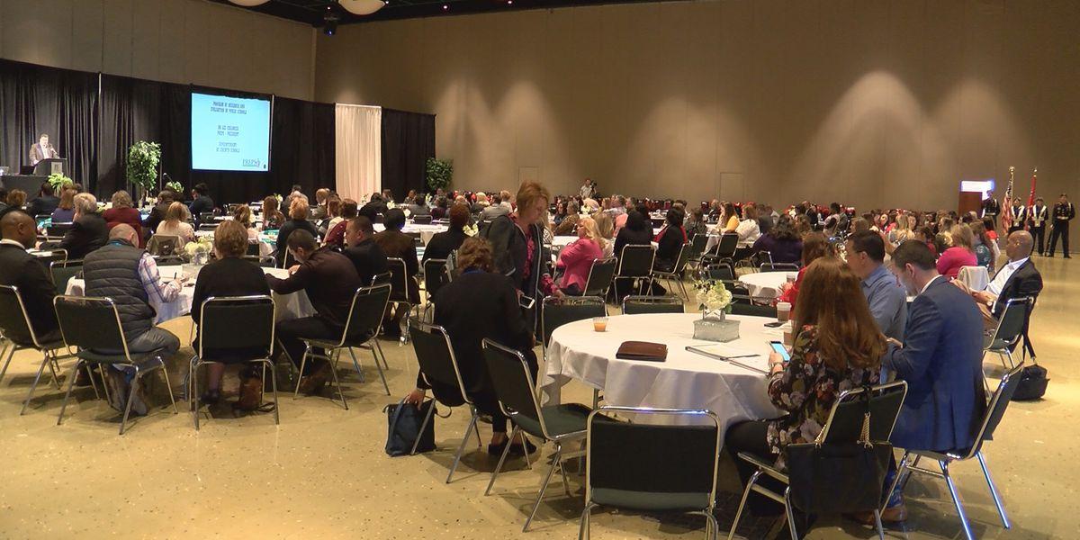 Mississippi Education Partnership Conference begins in Hattiesburg