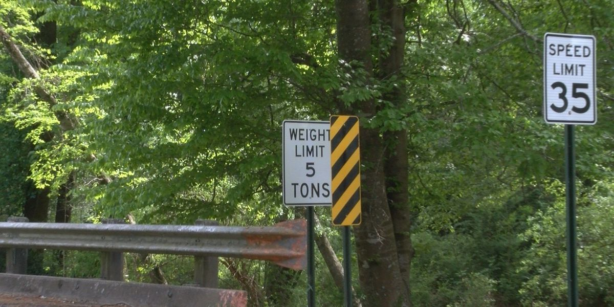 Jones County family outraged over bridge closure