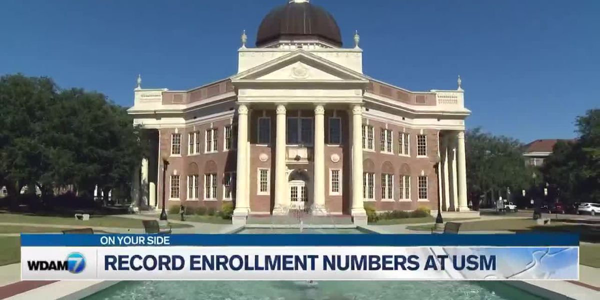USM reports highest enrollment numbers in six years