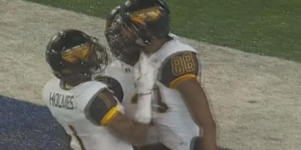 Numbers tell the tale for Southern Miss