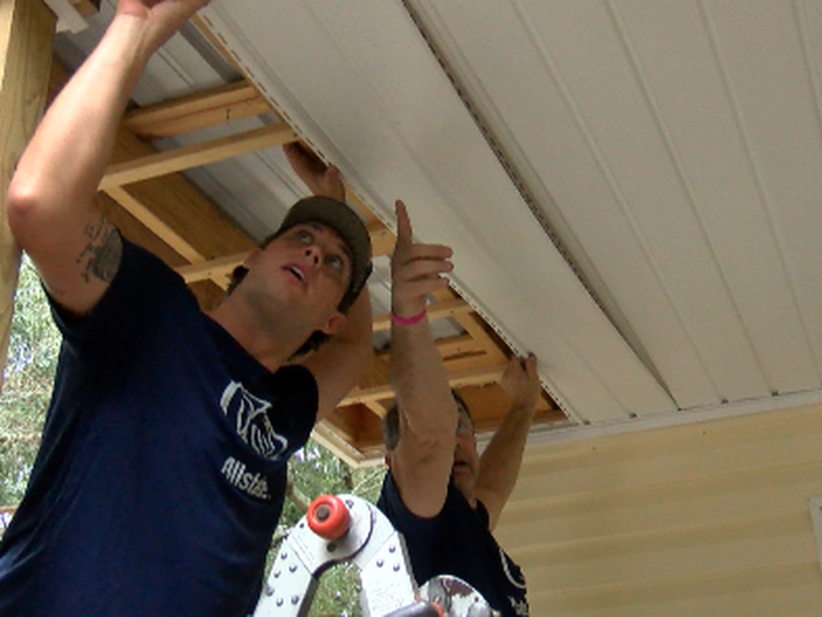 Allstate lends helping hands in the Hub City