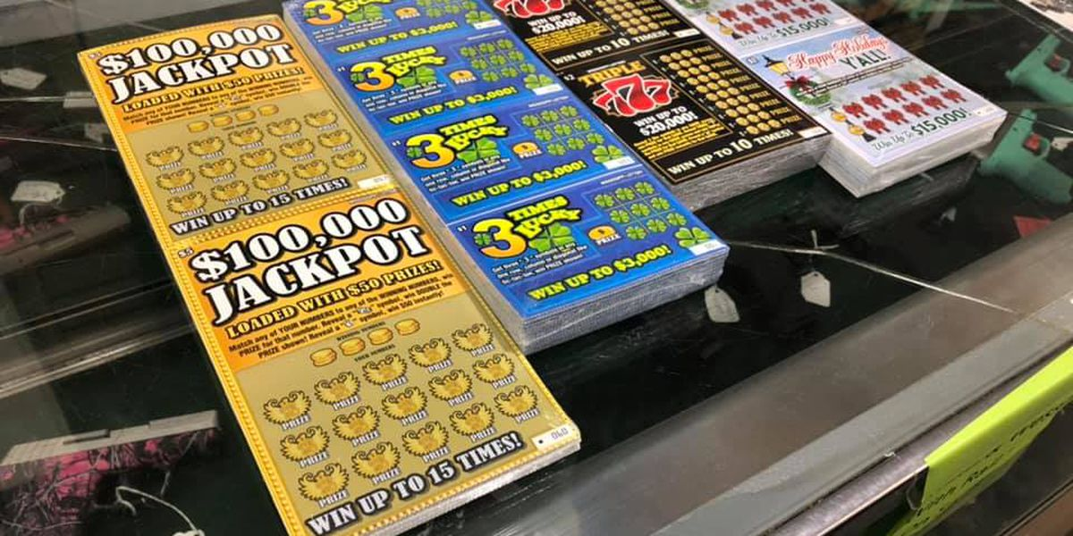 Pine Belt residents ready for scratch-off lottery tickets