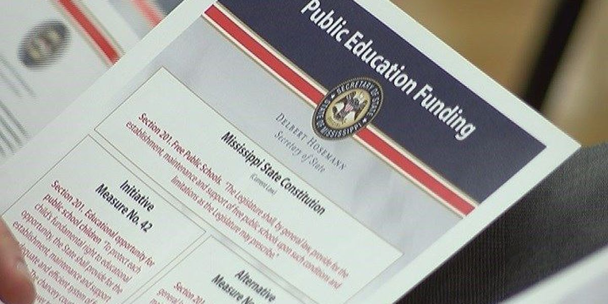 Voters learn more about school funding initiative