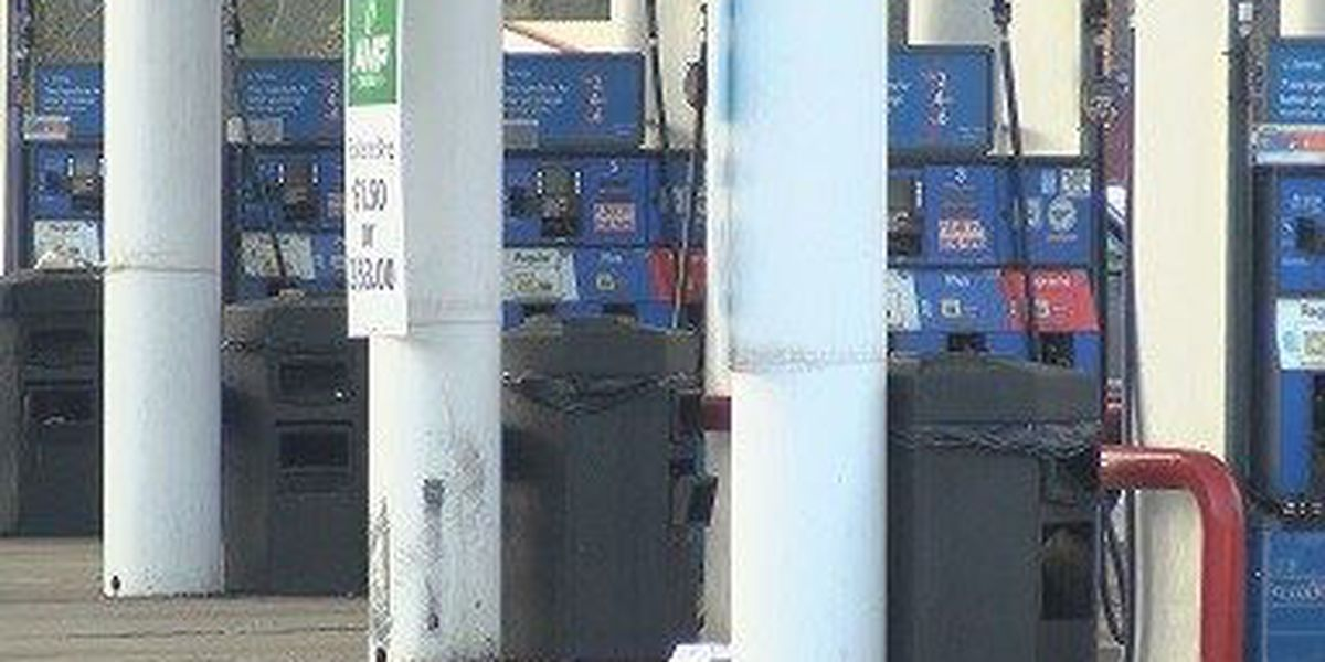 Gas prices rise in Pine Belt after Harvey hits Texas coast