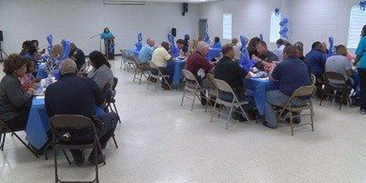 National Child Abuse Prevention Month luncheon held in Bay Springs