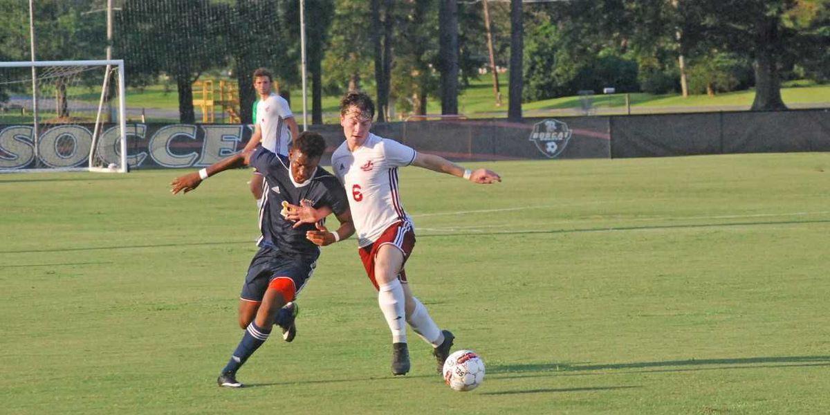JCJC men's soccer ties Northwest, 2-2