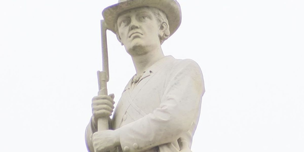 Special report: Confederate History in the Pine Belt