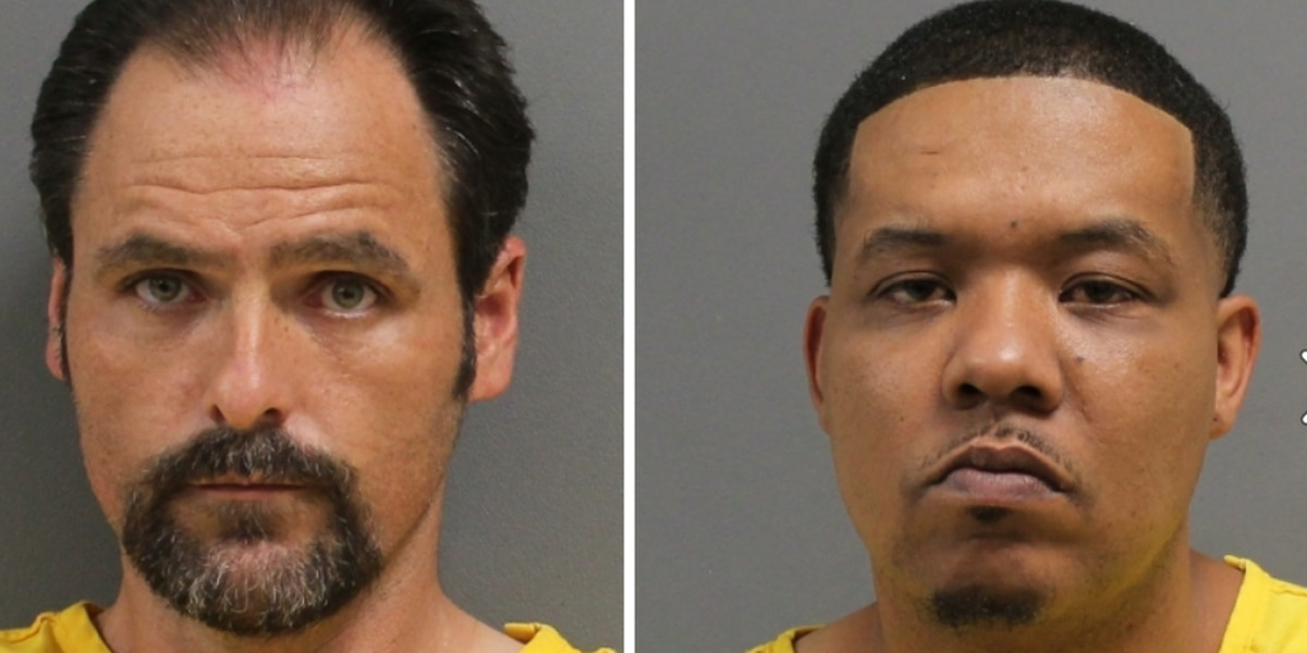 Two Hattiesburg men arrested on drug charges