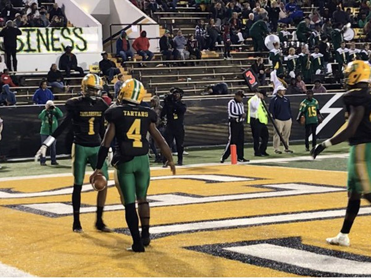 Tartars beat North Side 49-18 for 2A title