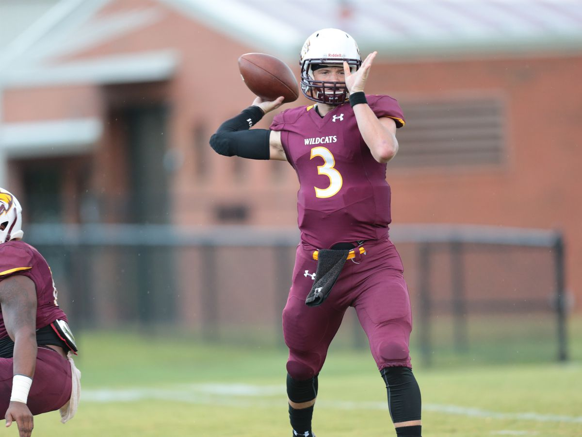 PRCC football picks up 1st win of 2018 season