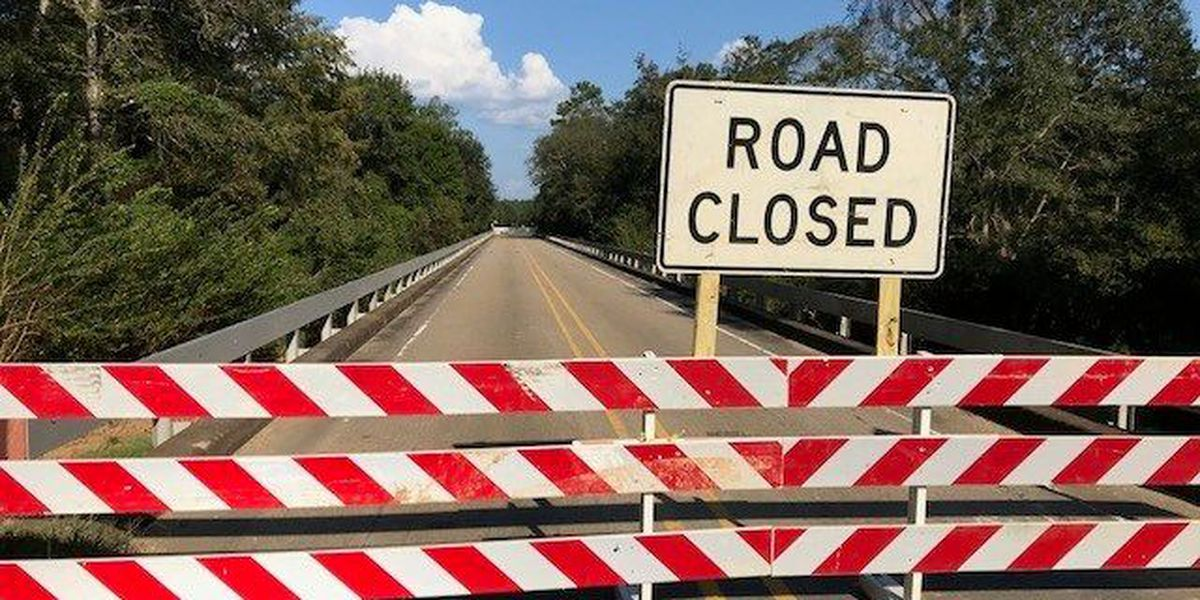 Union Bridge in Jones County open for traffic