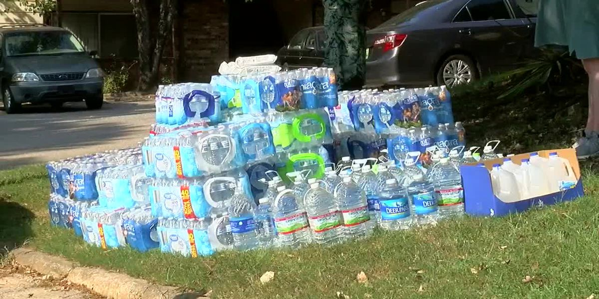 Richton residents facing ongoing water problems