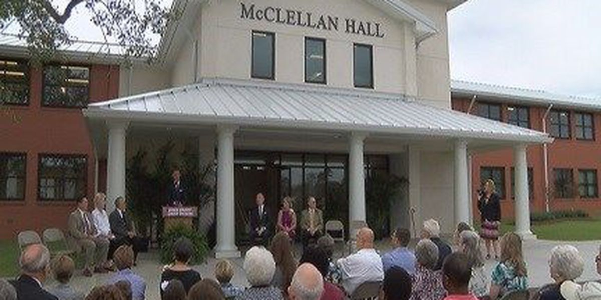 JCJC names renovated building in honor of longtime college supporter