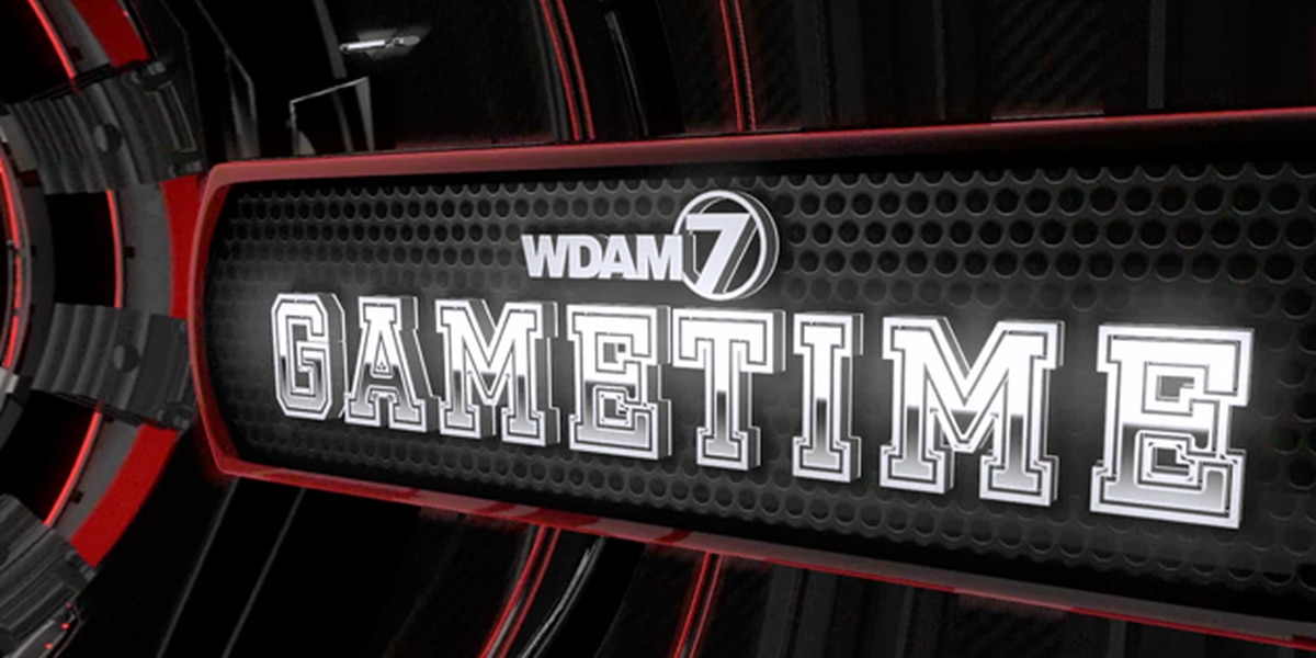 WATCH: WDAM 7 Gametime show, Sept. 30
