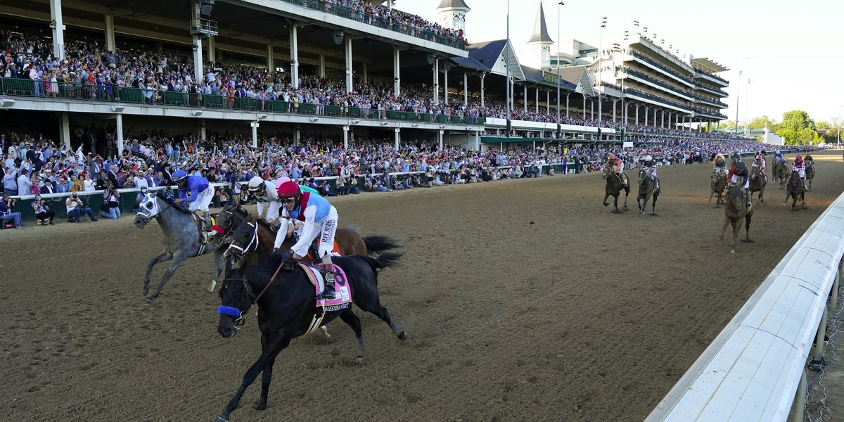 Baffert: Antifungal meds given to Medina Spirit had steroid