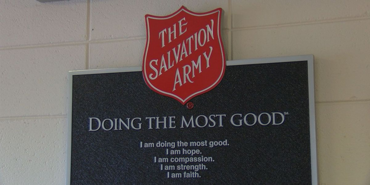 Laurel Salvation Army in need of donations
