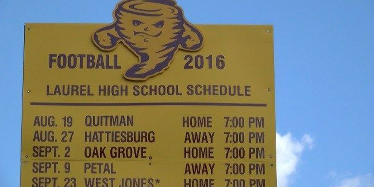 Laurel High continues tough schedule at Petal