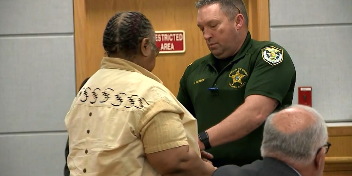300-lb Florida woman gets life in prison after sitting on girl, resulting in her death
