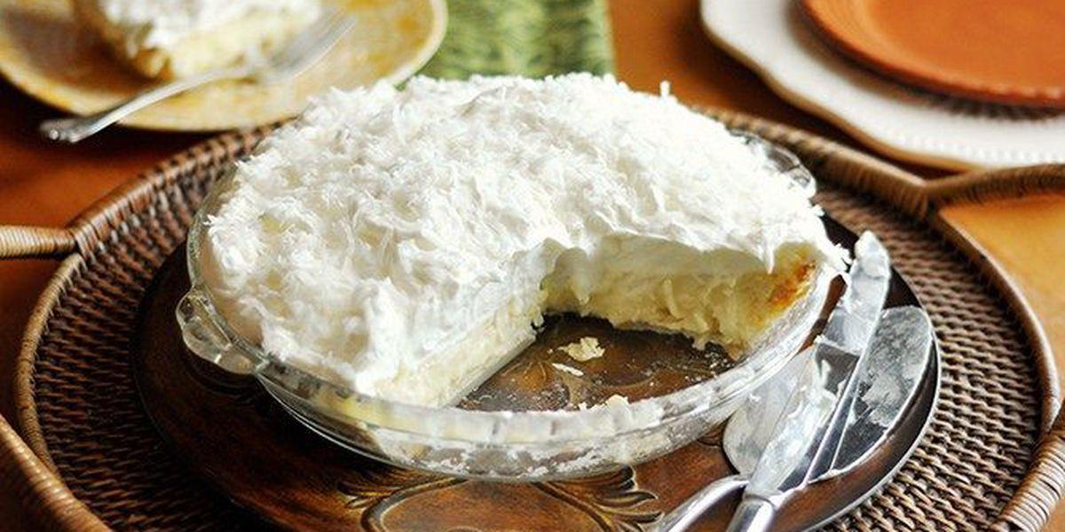 Lorie's ultimate coconut cream pie