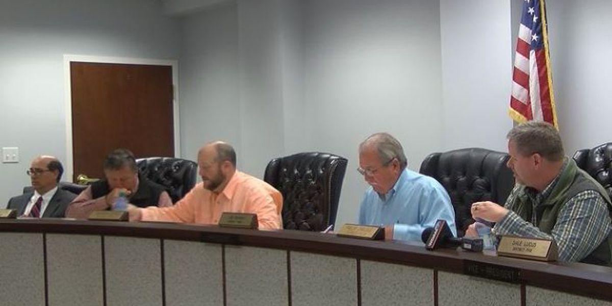 Lamar Supervisors adopt spray field ordinance
