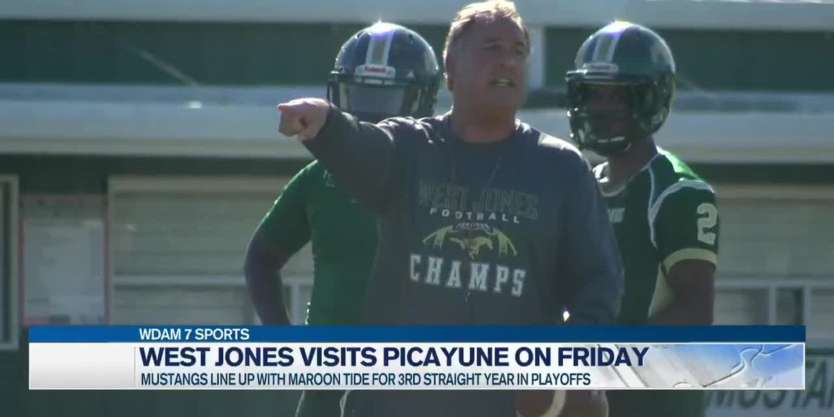 Mustangs meet Picayune in playoffs for 3rd straight year