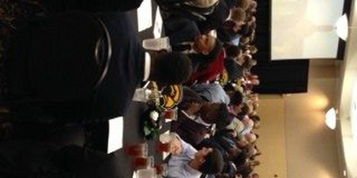 All-Star Football Game holds recognition banquet at USM