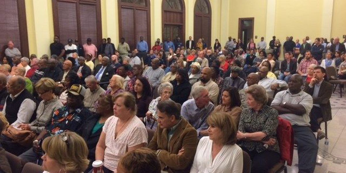 Hattiesburg town hall meeting addresses crime