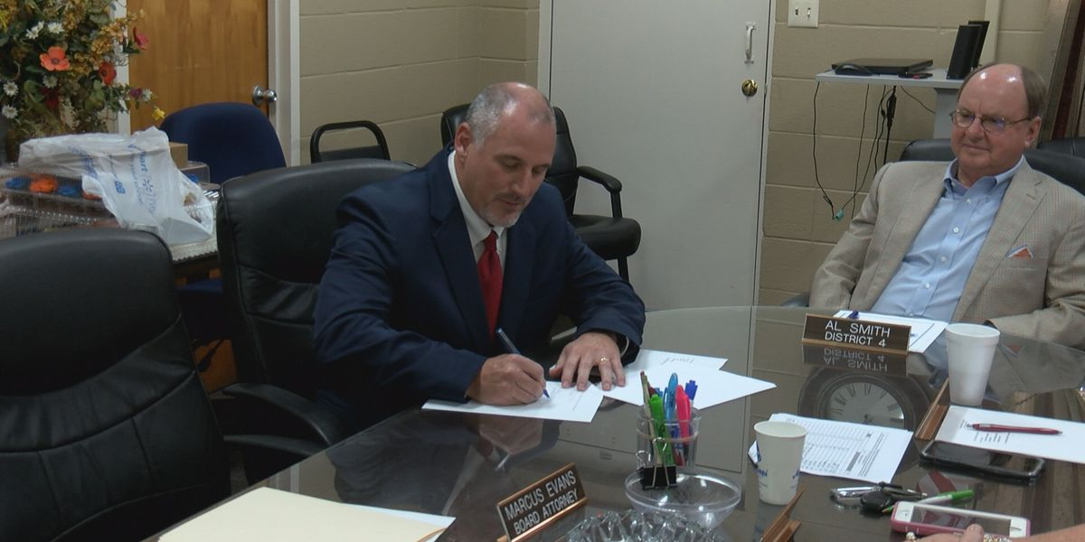 Wayne County School Board appoints new superintendent