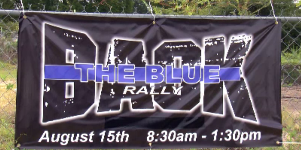 Two Back the Blue events to be held Saturday in Pine Belt